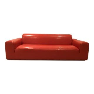 Red Dune NY Hippo Sofa