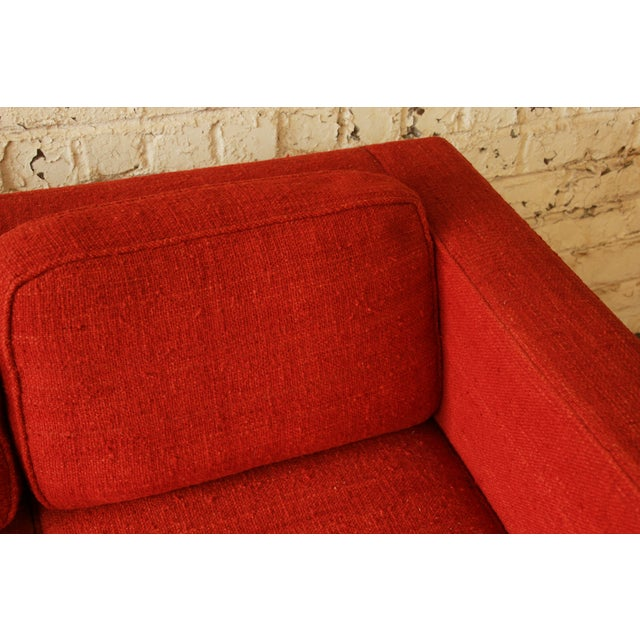 Milo Baughman Style Floating Sofa - Image 8 of 8