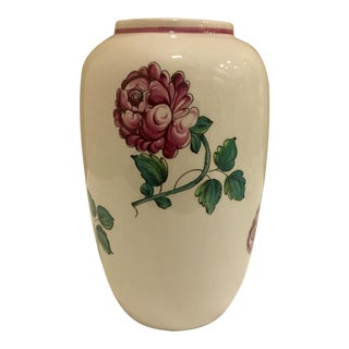 Tiffany & Co. Strasbourg Flowers Vase