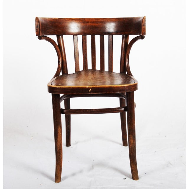 1920s Bistro Armchair by Michael Thonet, 1920s For Sale - Image 5 of 5