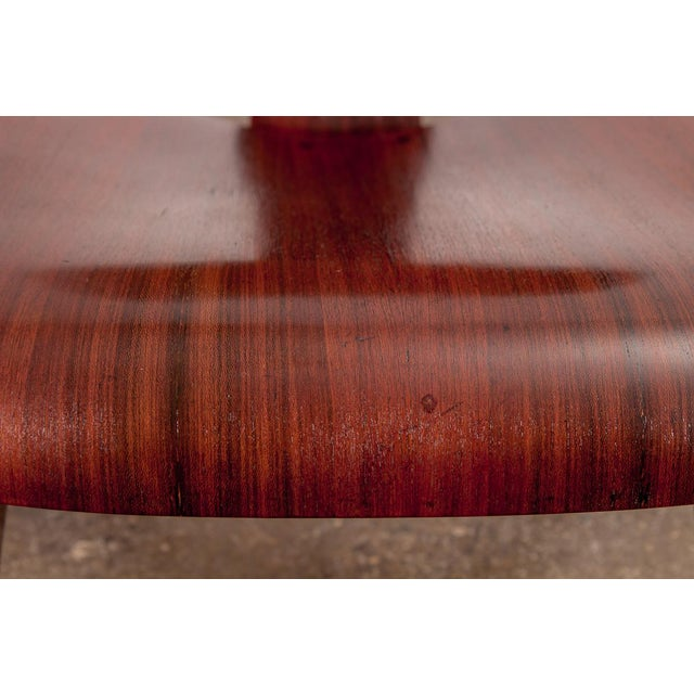 Rare Eames Pre-Production Rosewood LCW - Image 7 of 11