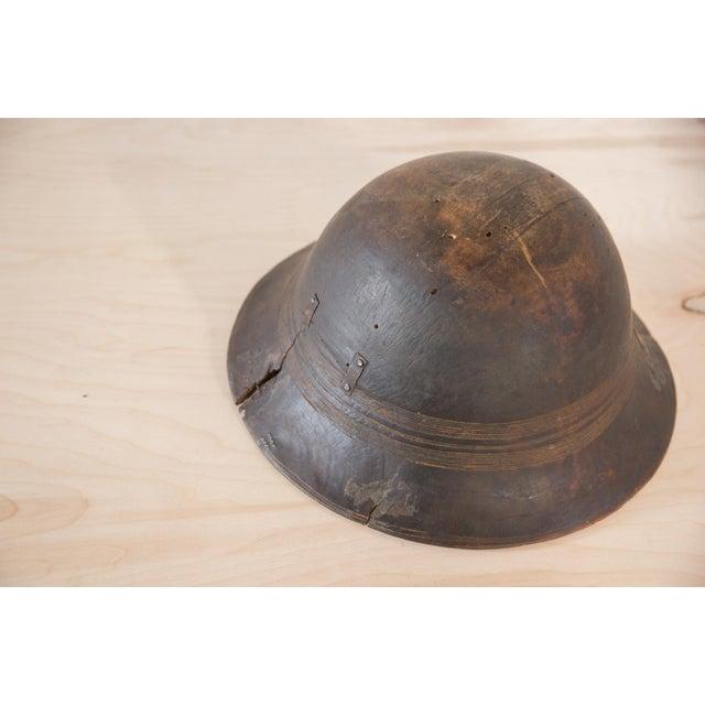 Vintage Wooden African Bowl - Image 8 of 9