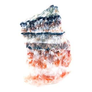Tricolor Calcite Crystal Specimen
