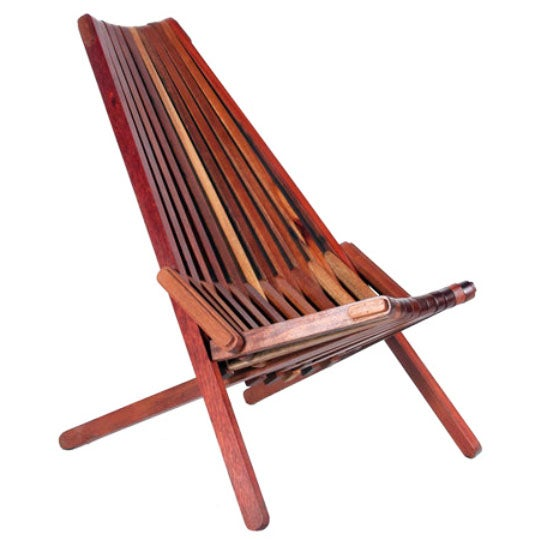 Beach Folding Chairs - A Pair - Image 10 of 11