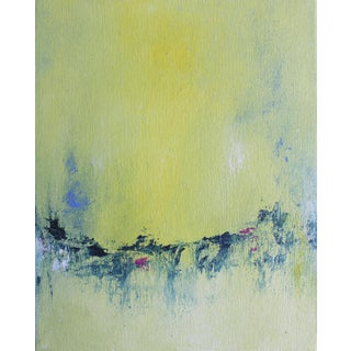 Contemporary Abstract Landscape Original Painting For Sale