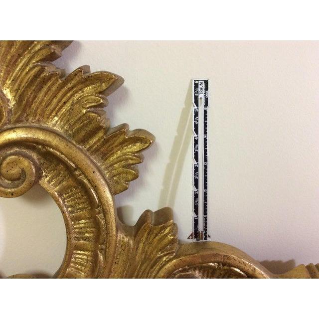 Queen Size Goldleaf Headboard Image 7 Of 11