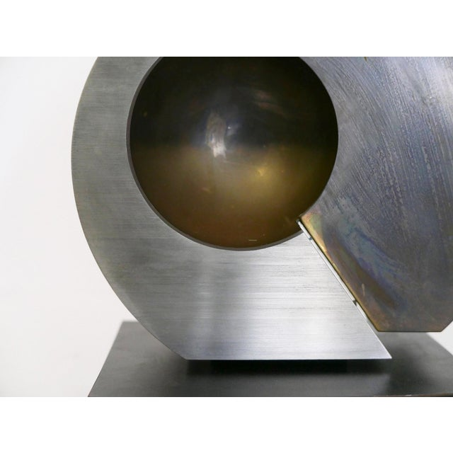 Modernist Sculpture by Dolly Moreno For Sale - Image 4 of 6