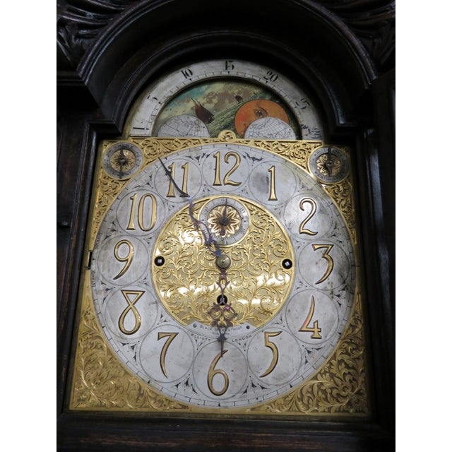 Elliot of London 9-Tube Figural Clock - Image 7 of 10