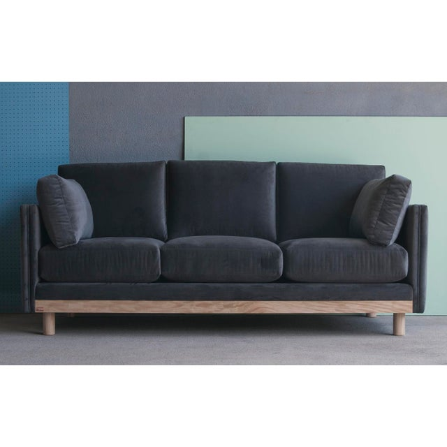 Ebb and Flow Chelsea Sofa For Sale In New York - Image 6 of 6