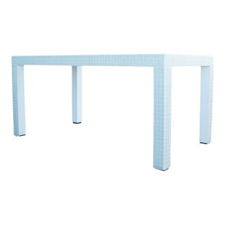 Modern Superstudio White Dining Table For Sale