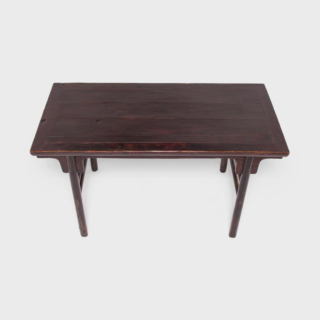 Mid 19th Century 19th Century Chinese Calligrapher's Table For Sale - Image 5 of 7
