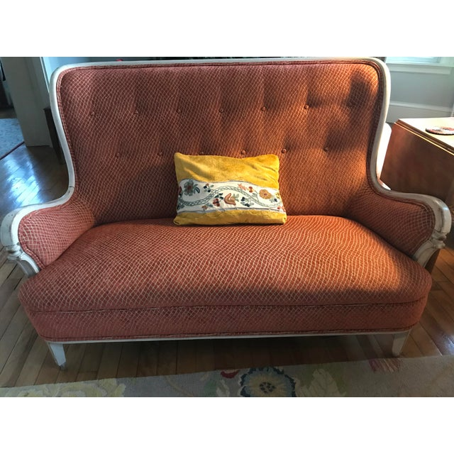 Gorgeous! From Sweden. Recently reupholstered.