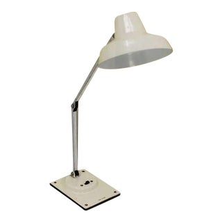 Adjustable Mid-Century Modern Desk Lamp by Tensor For Sale