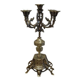 French Style Candelabra For Sale