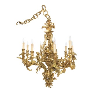 Mariner 2400 Royal Heritage Bronze Nine Light Chandelier