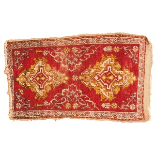 "Small Turkish Scatter Rug - 1'8"" X 2'11"" For Sale"
