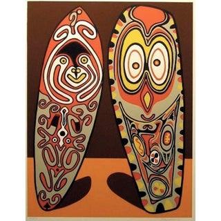 """Family Totems"" by Douglas Mazonowicz For Sale"