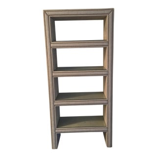 Mitchell Gold + Bob Williams Lucas 2-Sided Bookcase