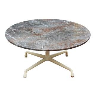 Marble Eames Herman Miller Coffee Table
