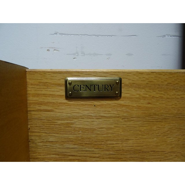 Gold Century Furniture Co. Chin Hua Asian Style Armoire/Gentleman's Chest For Sale - Image 8 of 11