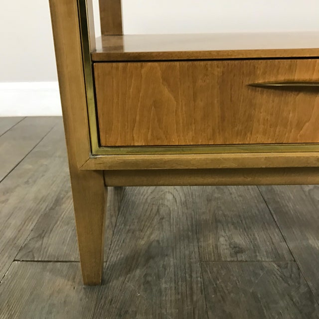 Mid Century Nightstands - a Pair - Image 11 of 11