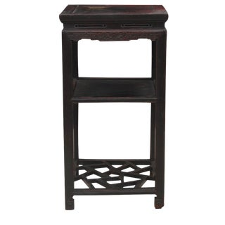 Ming Style Side Table For Sale