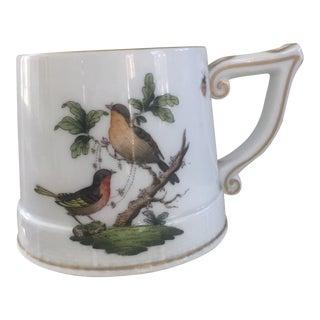 """Herend """"Rotchschild Birds"""" Grand Coffee/Tea Mug"""