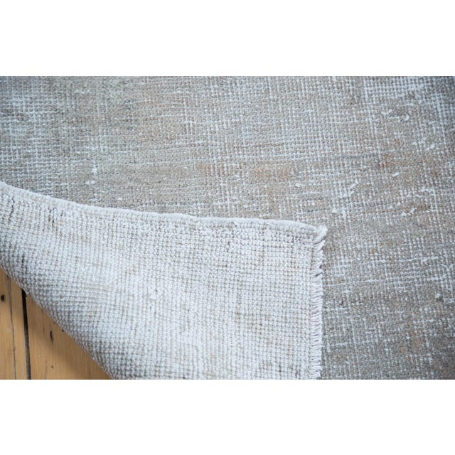 "Distressed Oushak Rug - 4'8"" X 7' - Image 4 of 10"