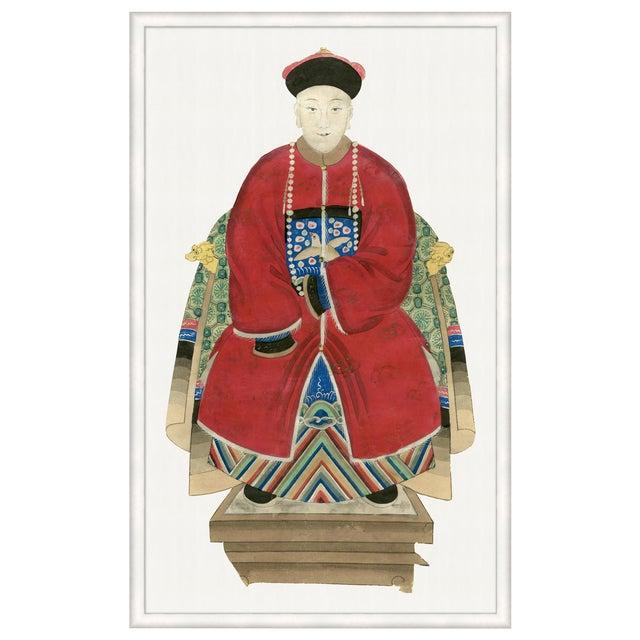 """Emperor Statuette"" Framed Print For Sale"