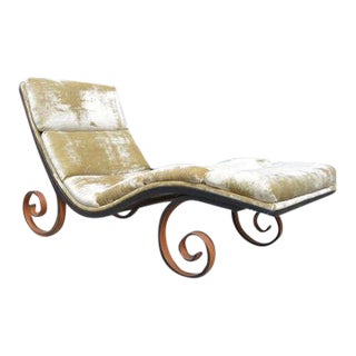 Rare George Mulhauser for Plycraft Chaise Longue