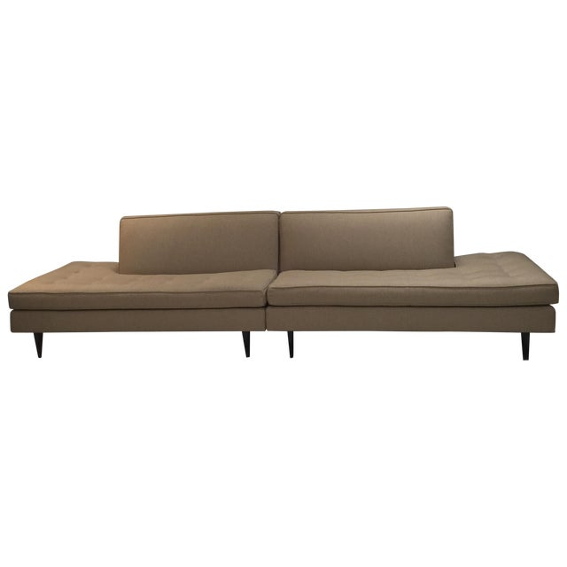 Room & Board Mid-Century Style Sectional Sofa - Image 1 of 6