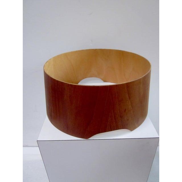 Large Teak Swedish Enamel Pot, Cathrineholm Style For Sale - Image 4 of 11