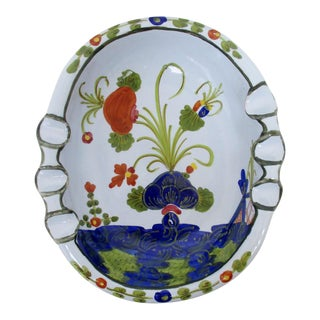 Italian Ceramic Ashtray