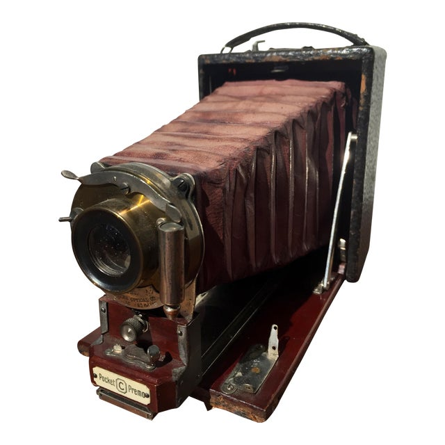 Antique Rochester Optical Co. Camera For Sale