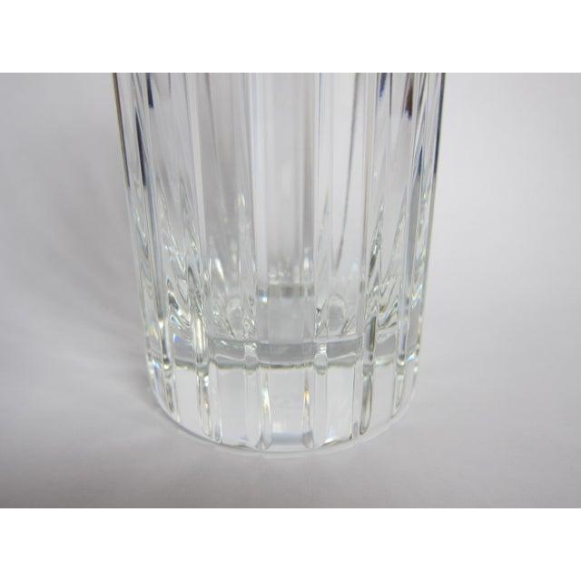 Crystal Baccarat Harmonie Vase For Sale - Image 7 of 10