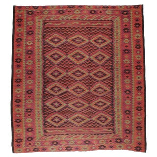 Large Manastir Kilim For Sale