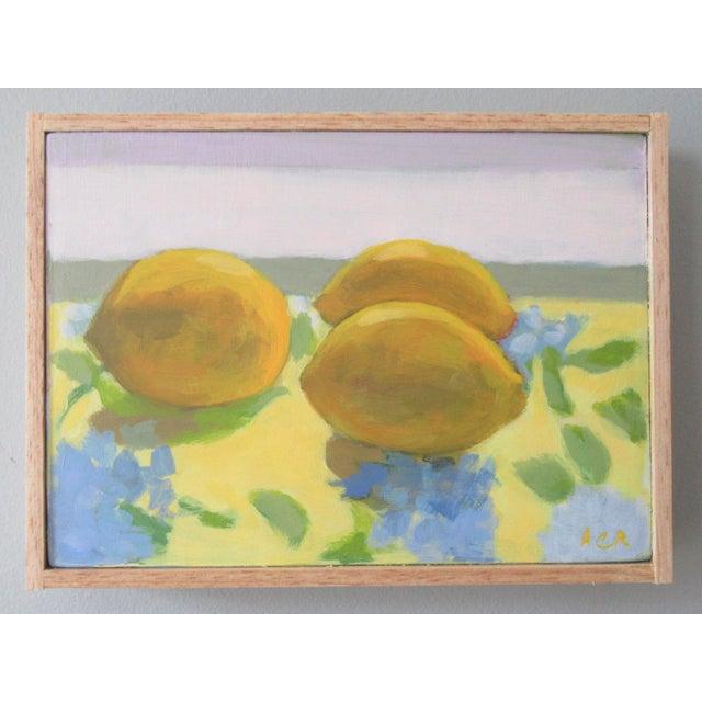 2020s Lemon Light by Anne Carrozza Remick For Sale - Image 5 of 6