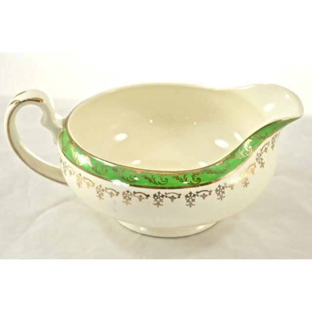 1940s English Porcelain Pitcher - Image 3 of 5