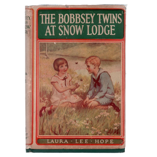 1910s 1910s The Bobbsey Twins at Snow Lodge For Sale - Image 5 of 5