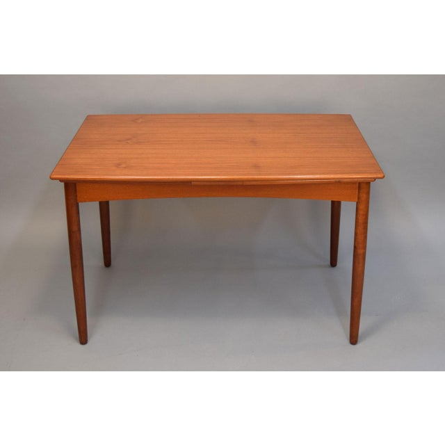 1960s Danish Teak Dining Table - Image 6 of 11