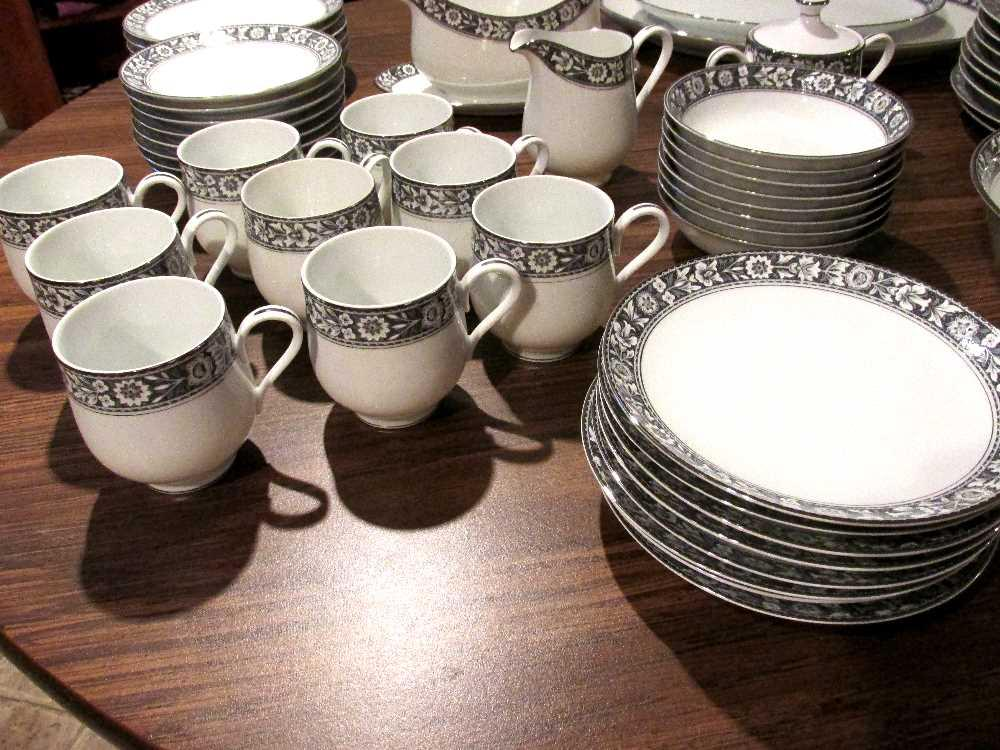 Sango China Navarro Pattern Collection - 63 Pieces - Image 5 of 6  sc 1 st  Chairish & Sango China Navarro Pattern Collection - 63 Pieces | Chairish
