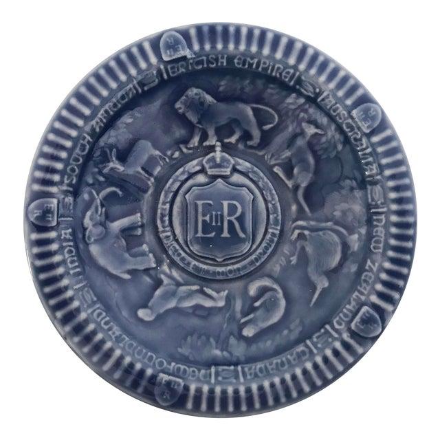Wade England Queen Elizabeth II Commemorative Coronation Dish - Image 1 of 6