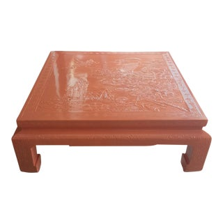 Coffee Table/Sushi Table