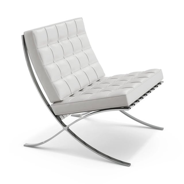 Barcelona Chairs by Knoll For Sale In New York - Image 6 of 6