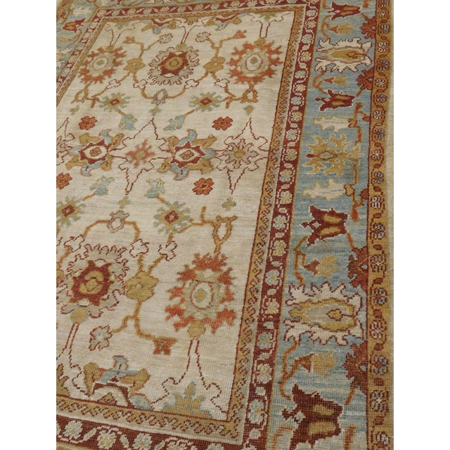 Vintage Persian Rug - 5'x 8' - Image 3 of 10