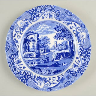 Spode Blue Italian Luncheon Plate - Set of 8 Preview
