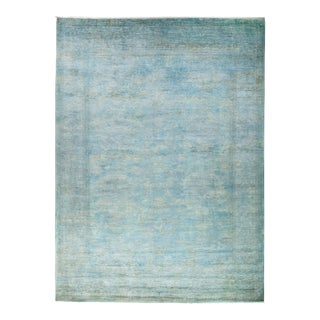 """Vibrance Collection Hand Knotted Area Rug - 9' 1"""" x 12' 5"""""""
