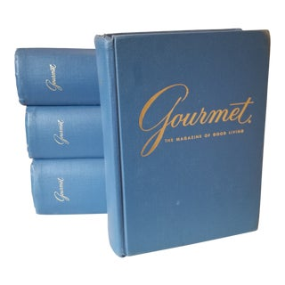 Gourmet Magazine Bound Volumes For Sale
