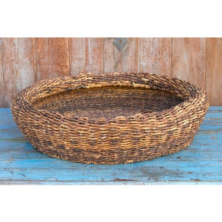 Rattan Hand Woven Burmese Basket Preview