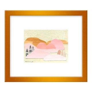 """Landscape 3"" by Melvin G., 10"" X 12"""